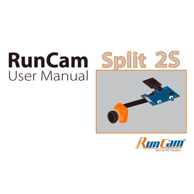 RunCam Split 2s Manual