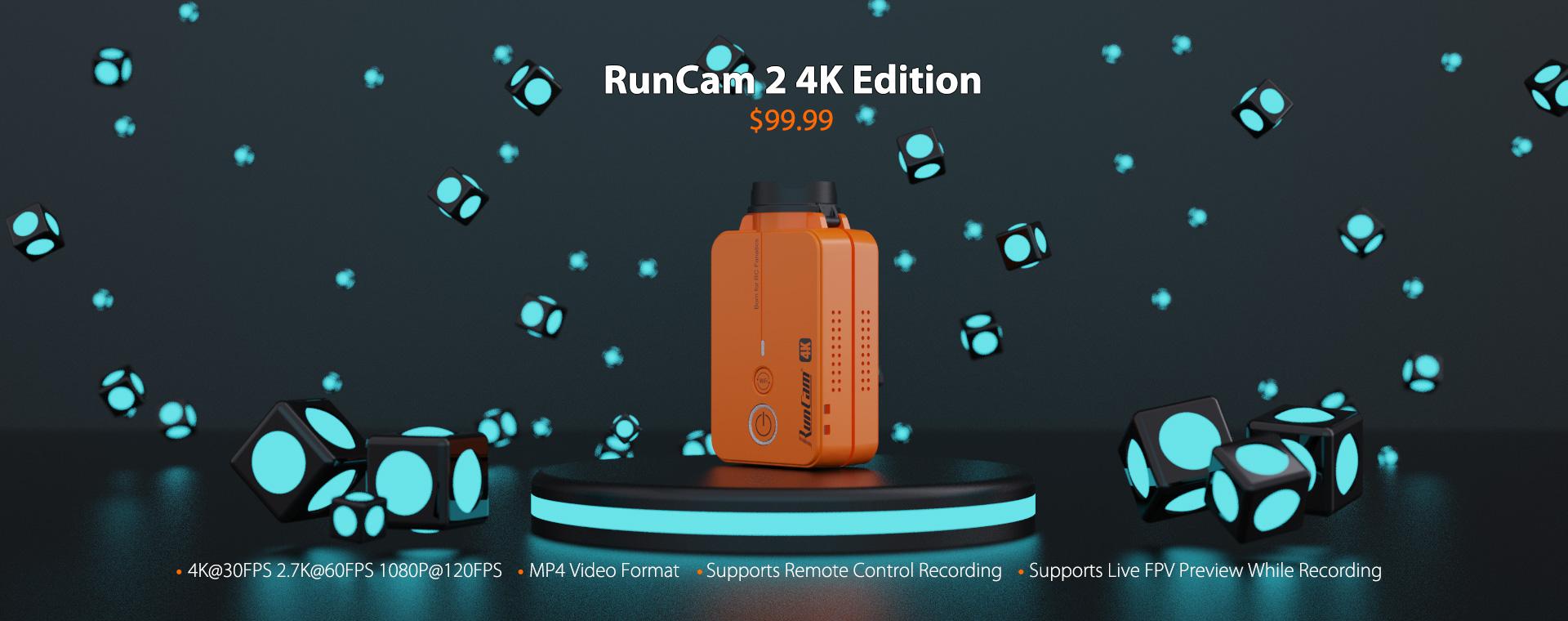 RunCam2 4K Edition